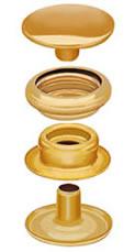 Ring Snaps Set D4617 - Stimpson
